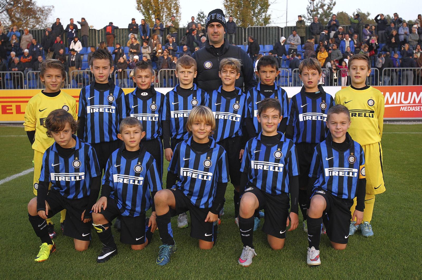 La giornata di Inter Grassroots Program ad Appiano