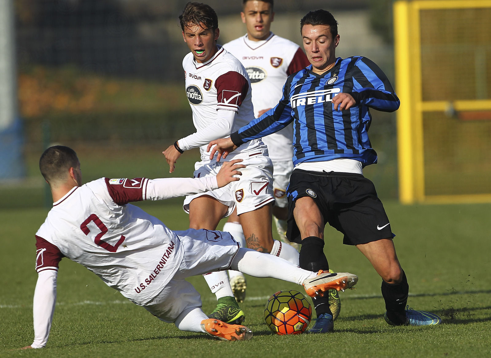 Primavera, Inter-Salernitana 5-0