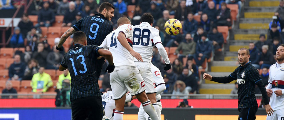 Inter v Genoa, Kumpulan Statistik