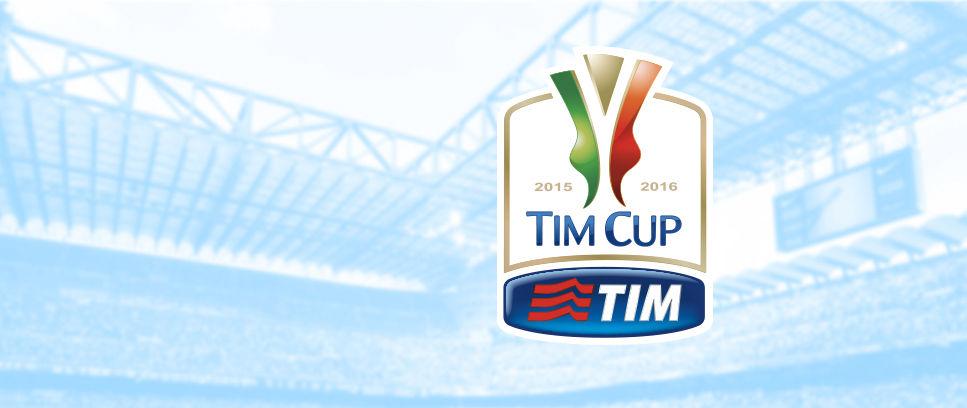 TIM Cup, Napoli-Inter il 19/1