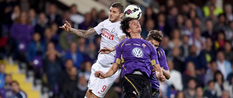 Aspettando Fiorentina-Inter, i numeri del match