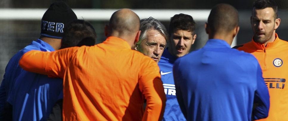 Arriva la Sampdoria: i 22 convocati