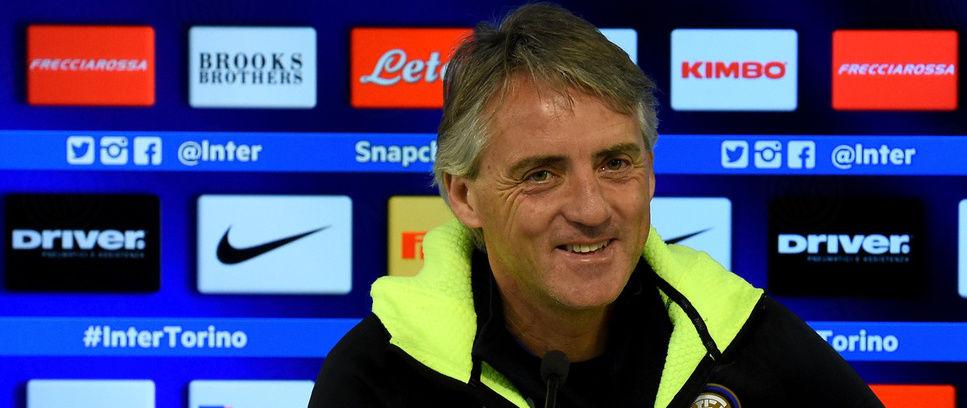 """Mancini: """"Kami Harus Terus Menang"""""""