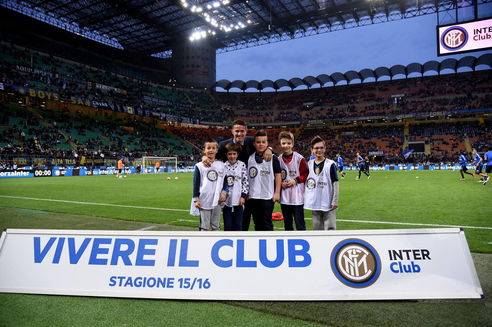 Tre Inter Club premiati a San Siro