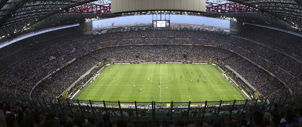 Uefa: San Siro, estadio de élite