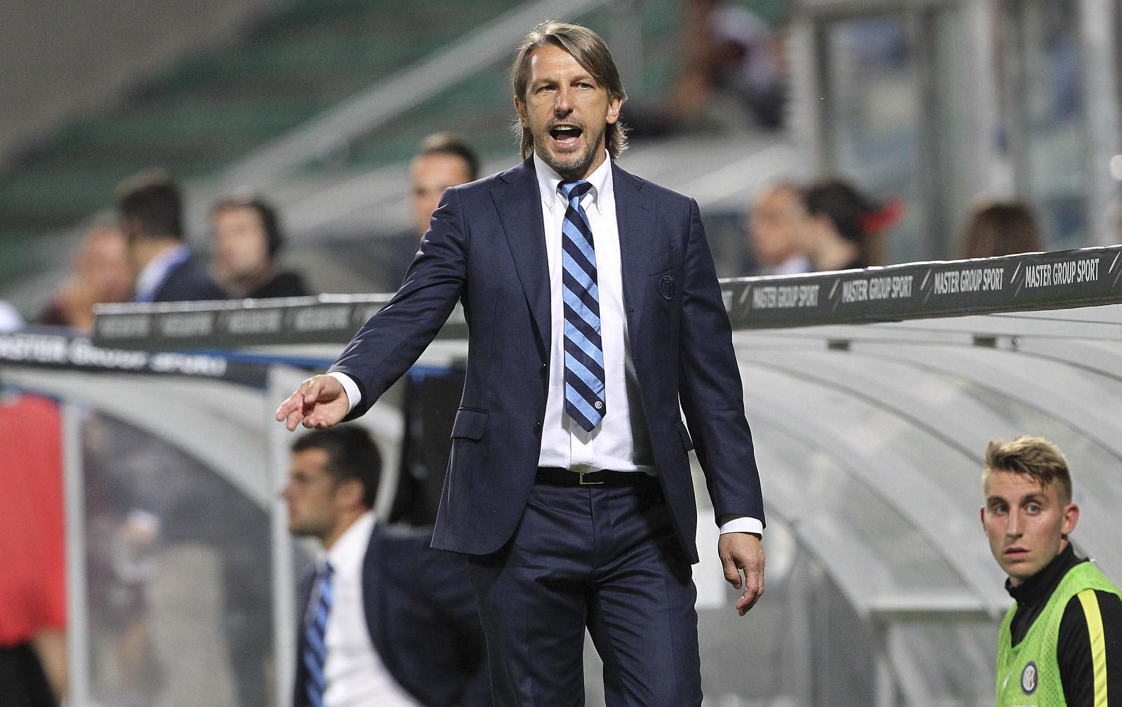Todas las imágenes del Inter- Roma Primavera