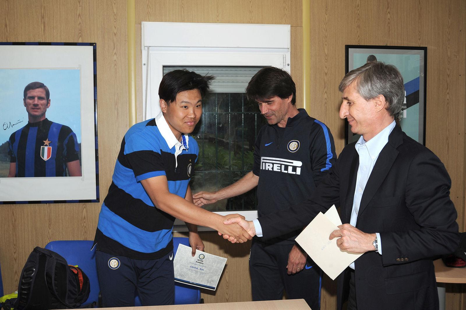 Inter Academy Yihai Beijing di Milan