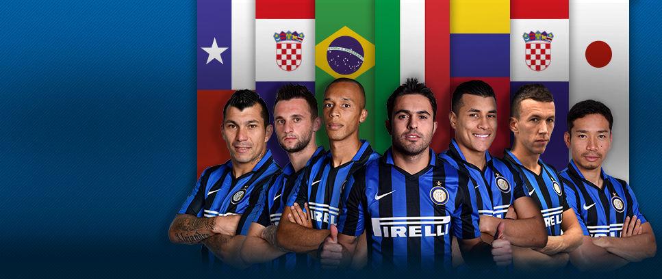 Tujuh Pemain Inter Dipanggil untuk Turnamen Musim Panas