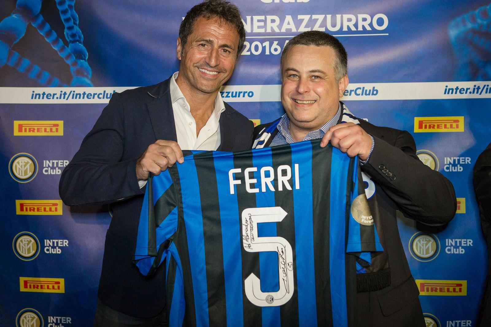 Inter Club: si apre la stagione con un grande evento