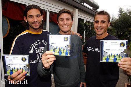 'PAZZA INTER' PRESENTED YESTERDAY BY PLAYERS