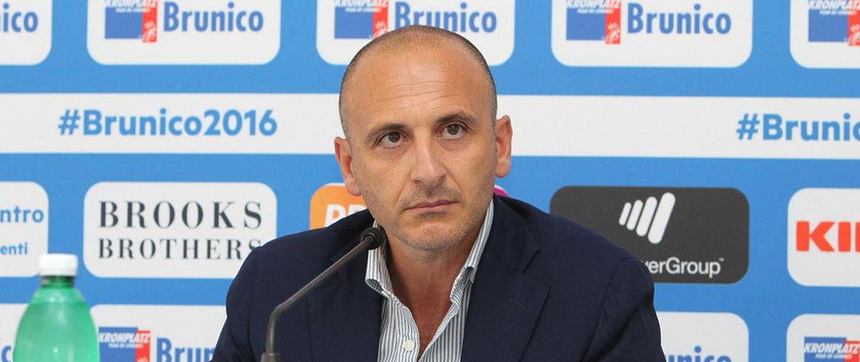 Le parole di Piero Ausilio in conferenza stampa