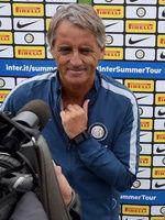 """Mancini: """"Vogliamo fare bene e vincere"""""""