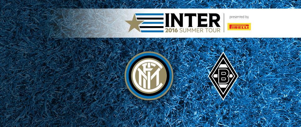Inter-Borussia Mönchengladbach, accrediti entro l'08/08
