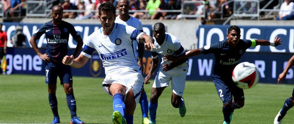 ICC 2016, Inter-Paris Saint-Germain 1-3