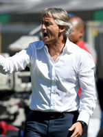 "Mancini: ""Settanta minuti all'altezza"""