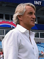 """Mancini: """"Lavorare per migliorarsi"""""""