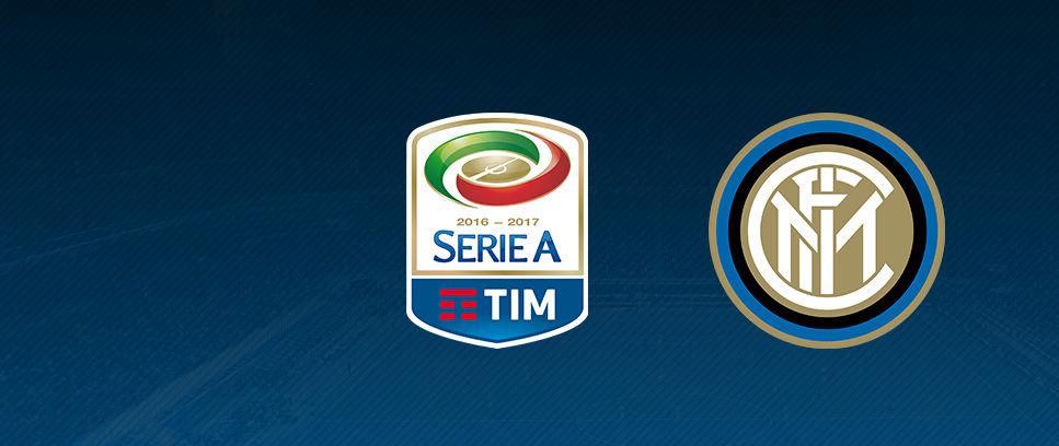 Serie A 2016/2017: ecco la lista dell'Inter