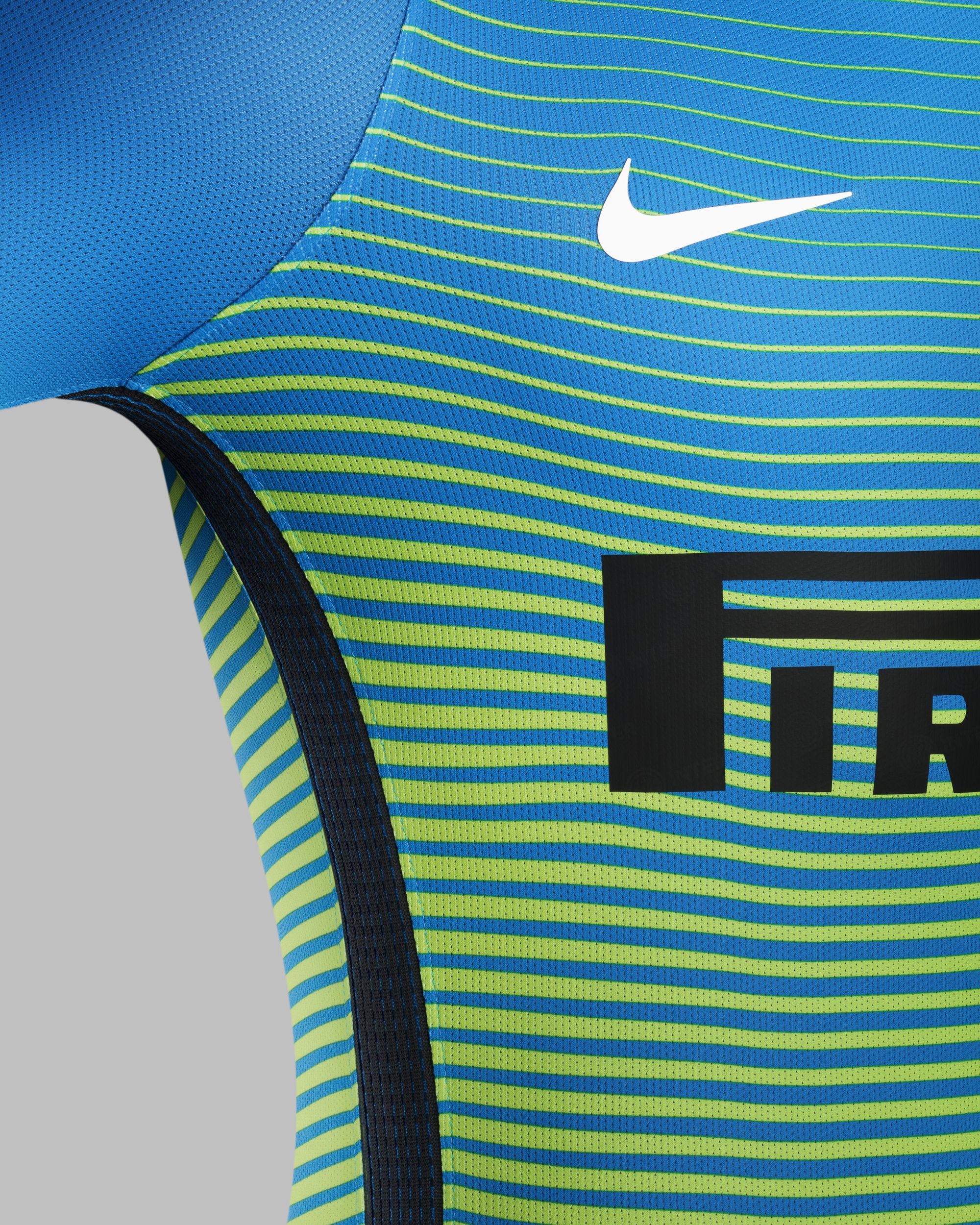 Inter e Nike presentano la terza divisa 201617 | News
