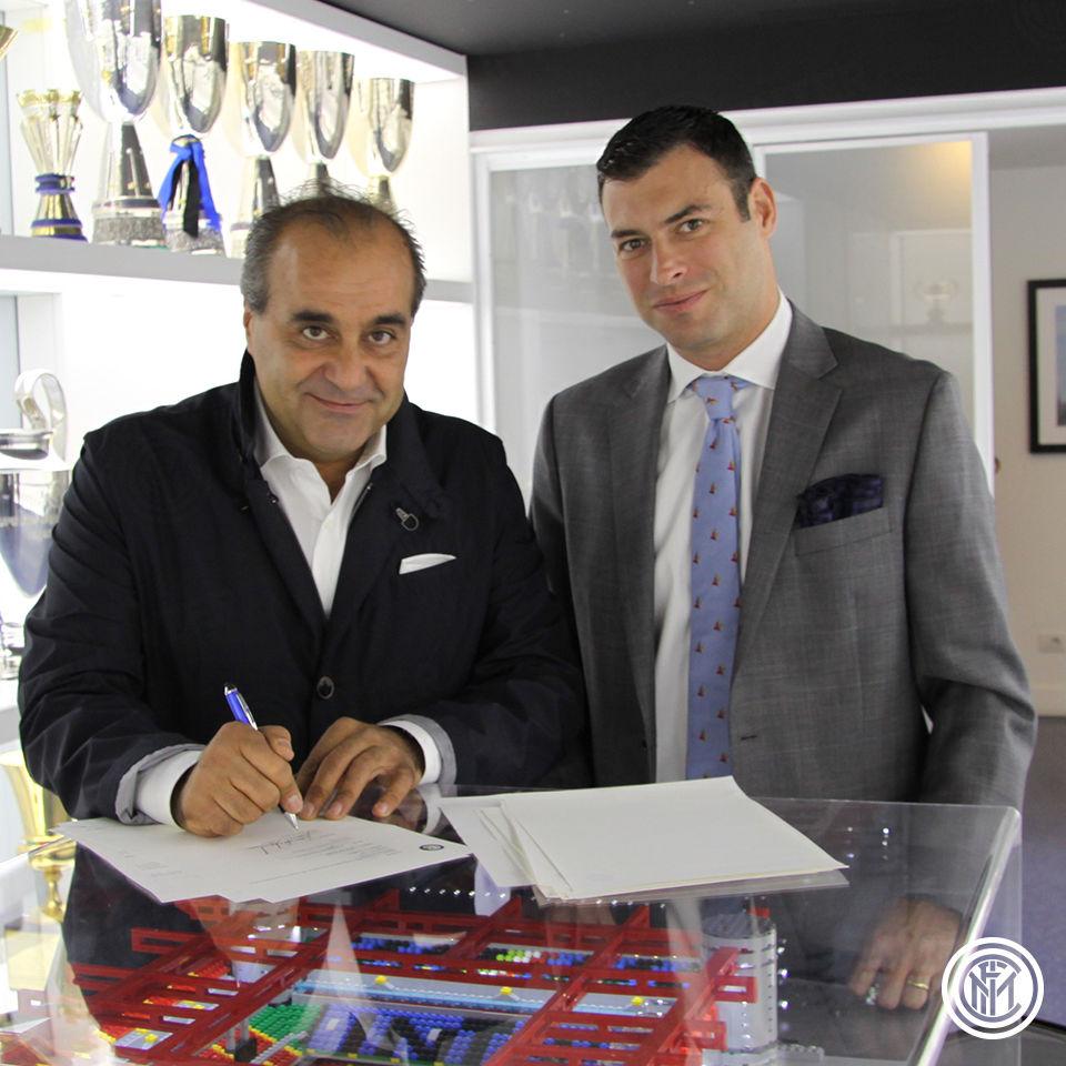 Keylog S.p.A. partner ufficiale di F.C. Internazionale