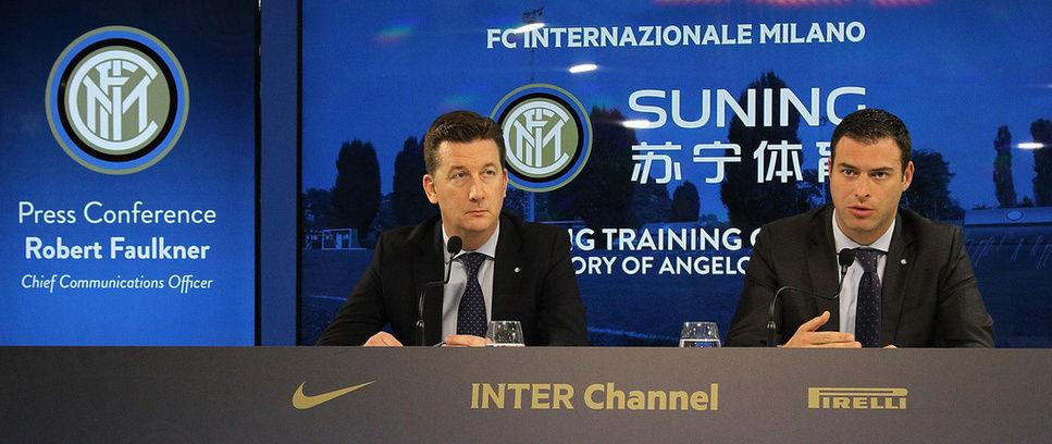 """""""Collaborazione sempre più stretta tra Suning e Inter"""""""