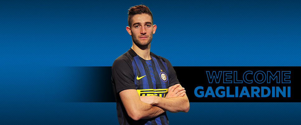 Roberto Gagliardini's shirt number