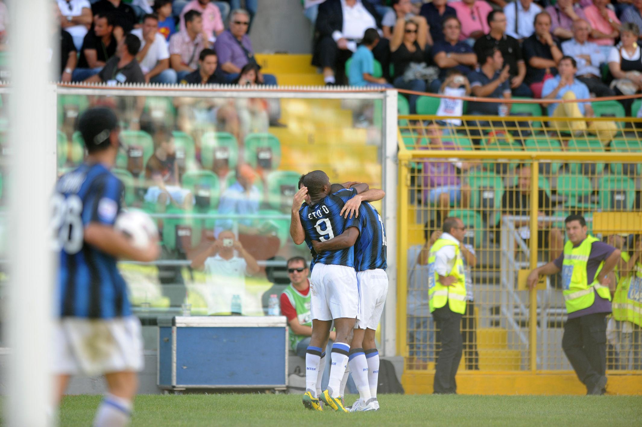 Palermo v Inter from 2010/11