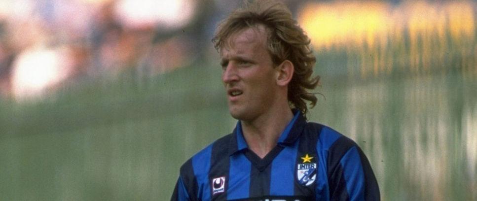 """Brehme: """"L'Inter mi è rimasta nel cuore"""""""