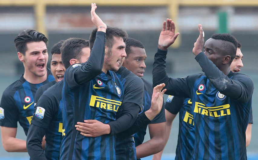 Inter Primavera sink Roma