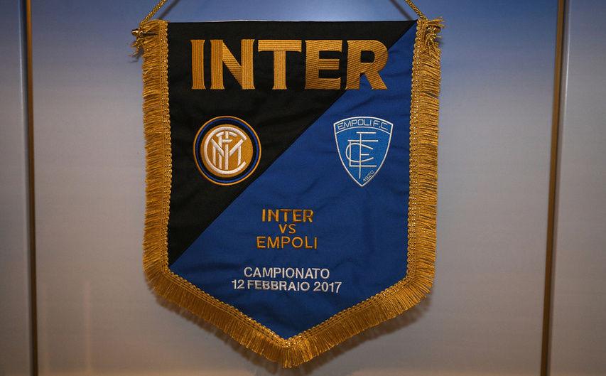 Susunan pemain Inter v Empoli