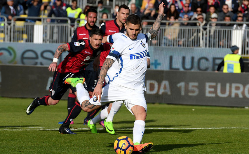 """Icardi: """"We had to get straight back up"""""""