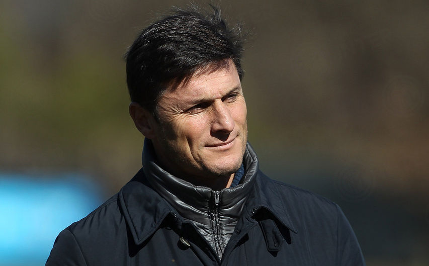 """Zanetti: """"Inter and this city are in my heart"""""""
