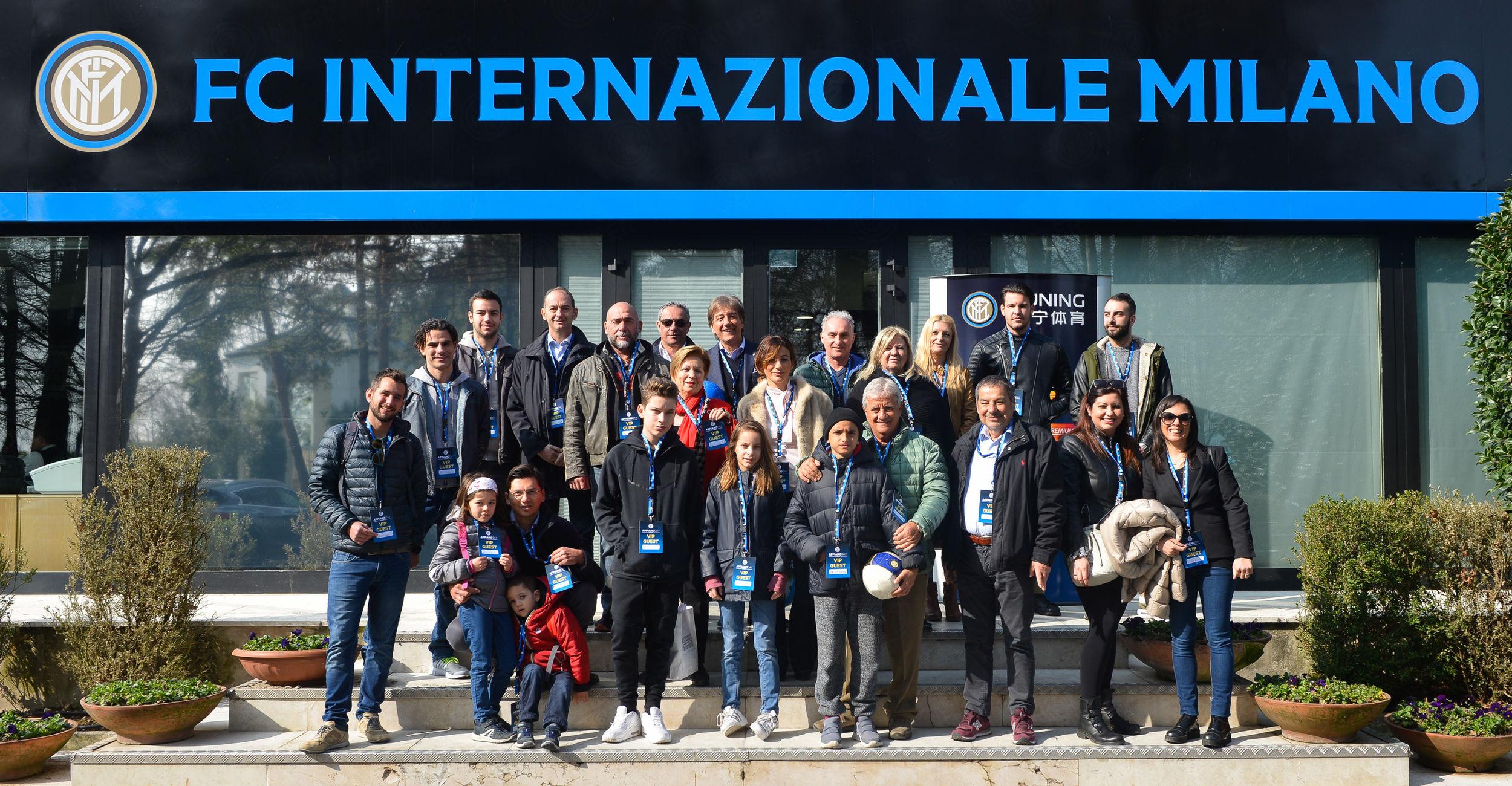 国际米兰合作伙伴开放日