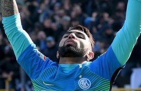 """Gabriel Barbosa: """"Sono felice all'Inter, ringrazio tutti per l'affetto"""""""