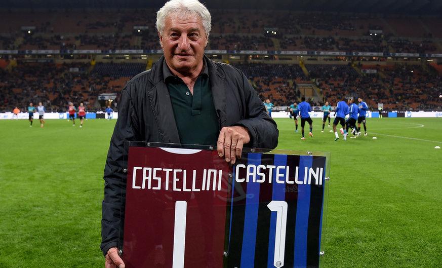 """Luciano Castellini, il """"Giaguaro"""" nerazzurro"""