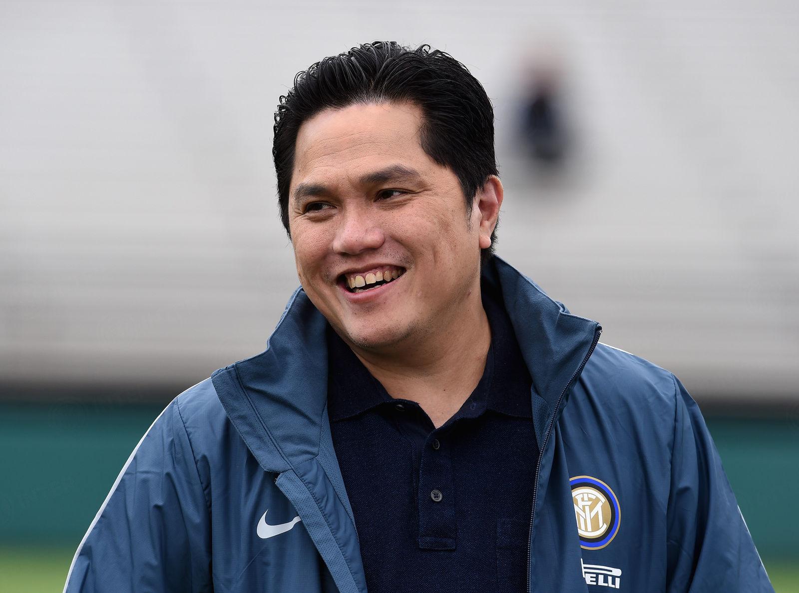 Selamat ulang tahun, Erick Thohir! | News