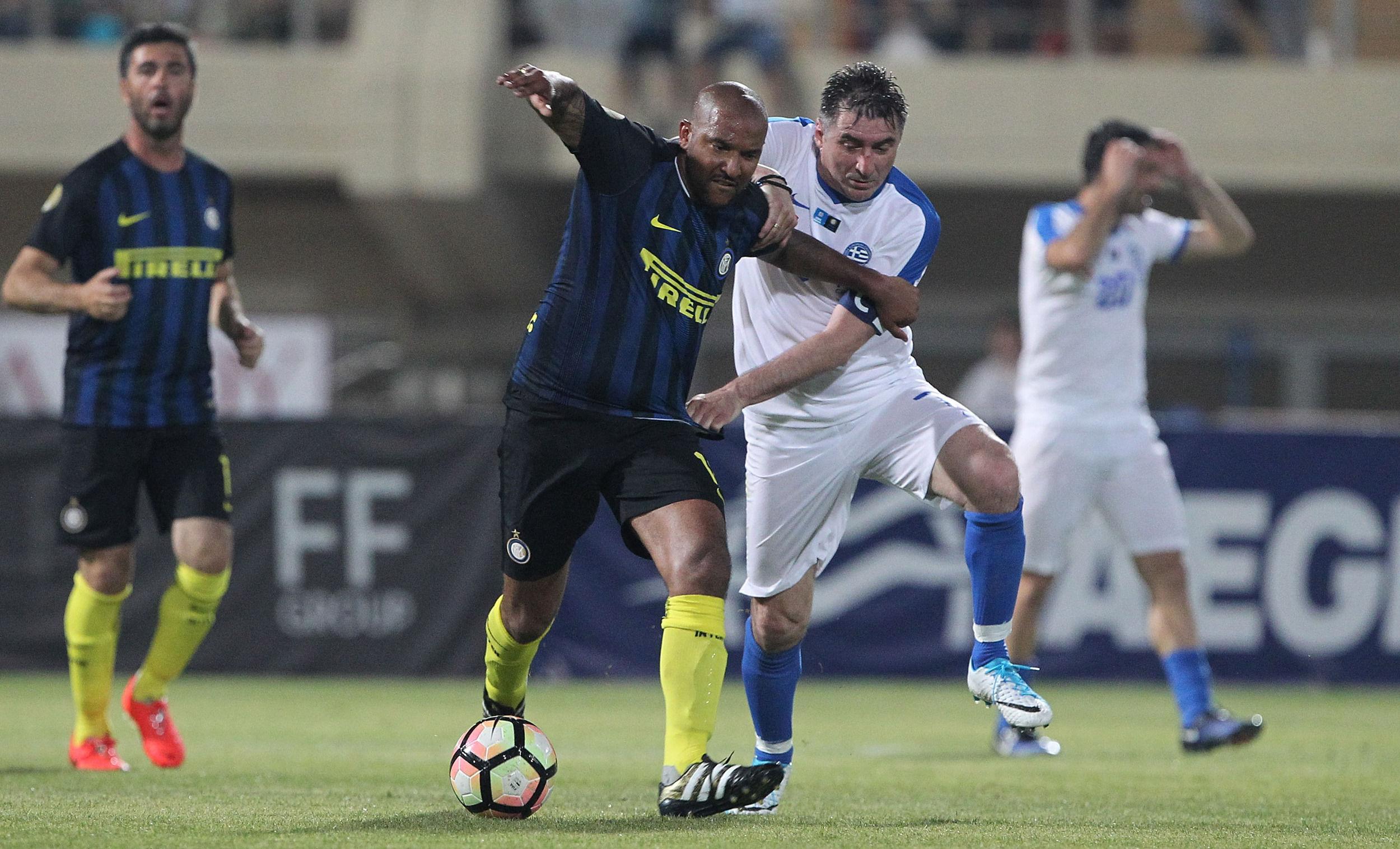 Inter Forever celebrate in Crete