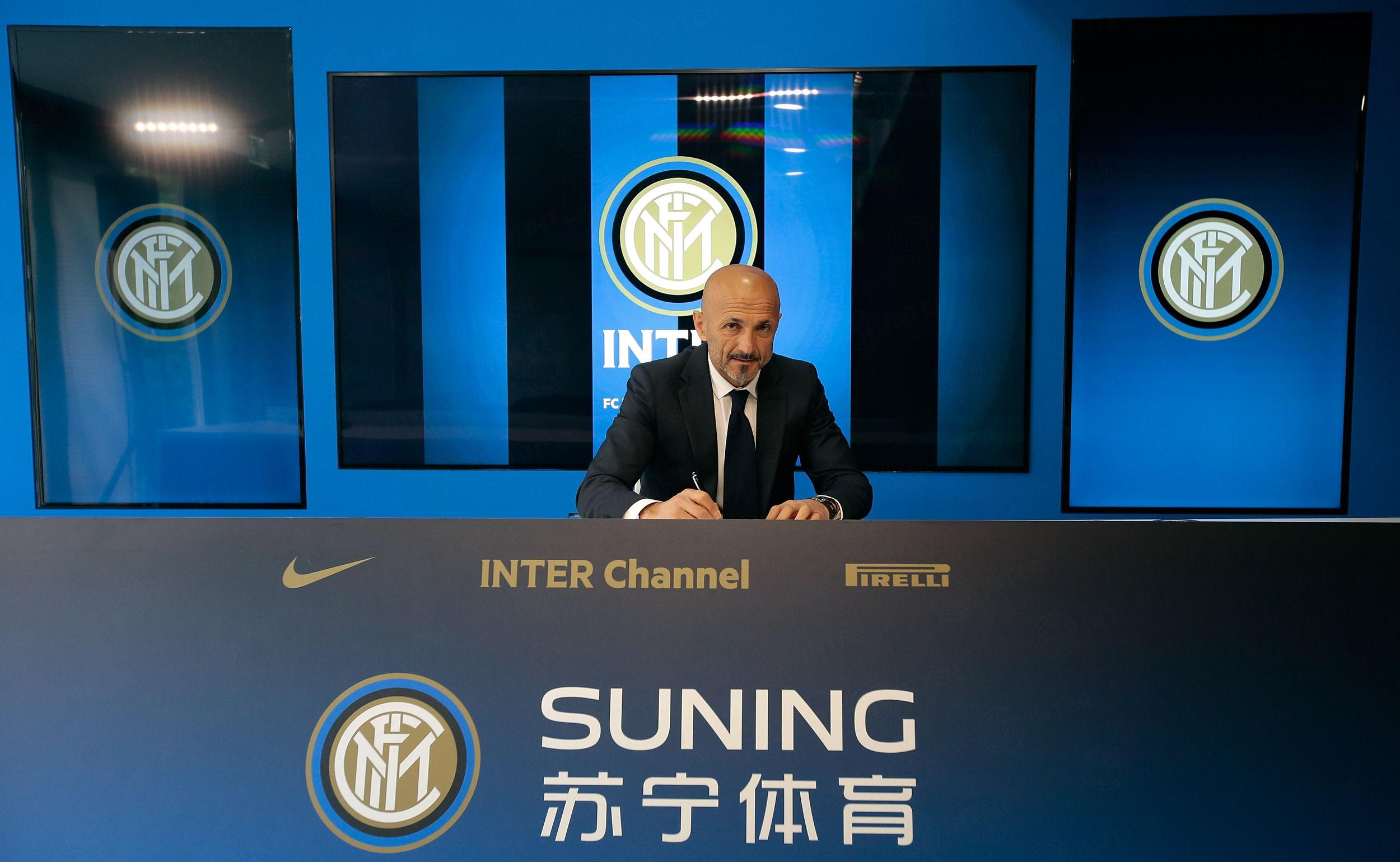 Konfirmasi Inter tentang penunjukan Luciano Spalletti