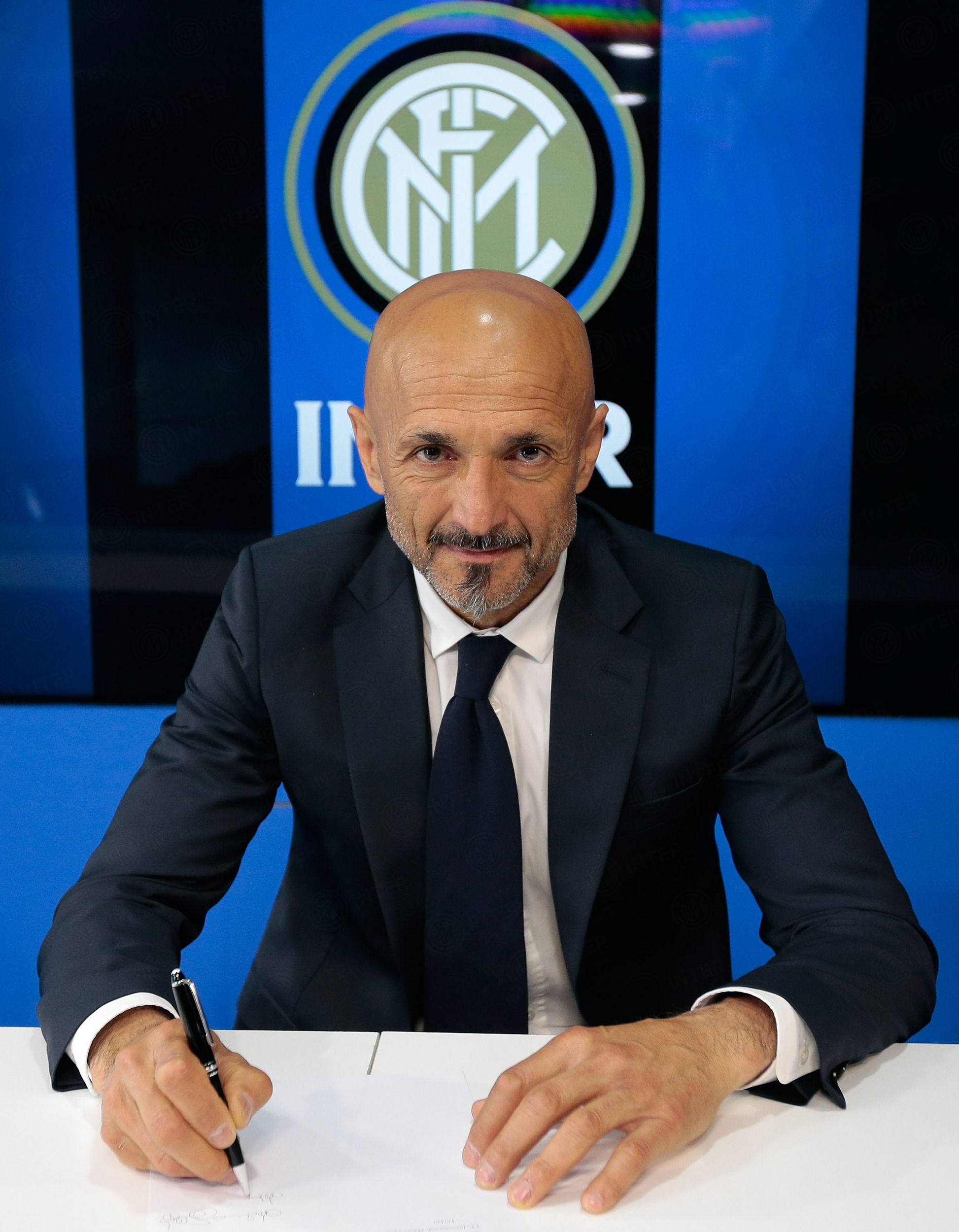 Inter confirm Luciano Spalletti appointment