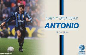 Tanti auguri, Antonio!