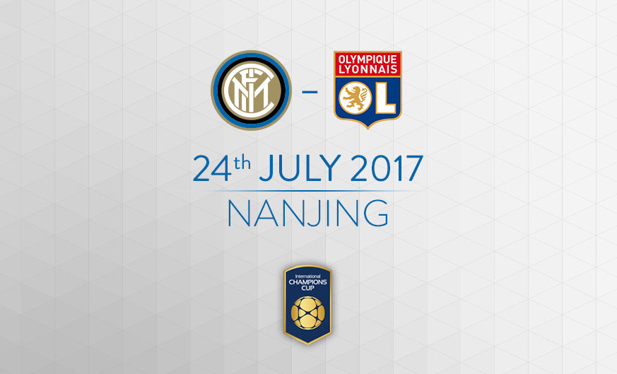 International Champions Cup China, focus on Lyon