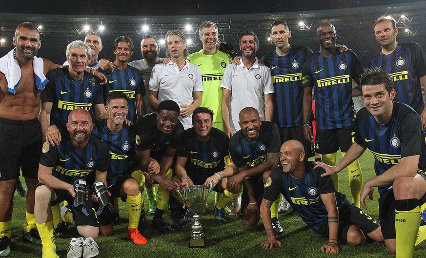 Alle 17.30 lo speciale dedicato a Inter Forever e la sfida di Creta