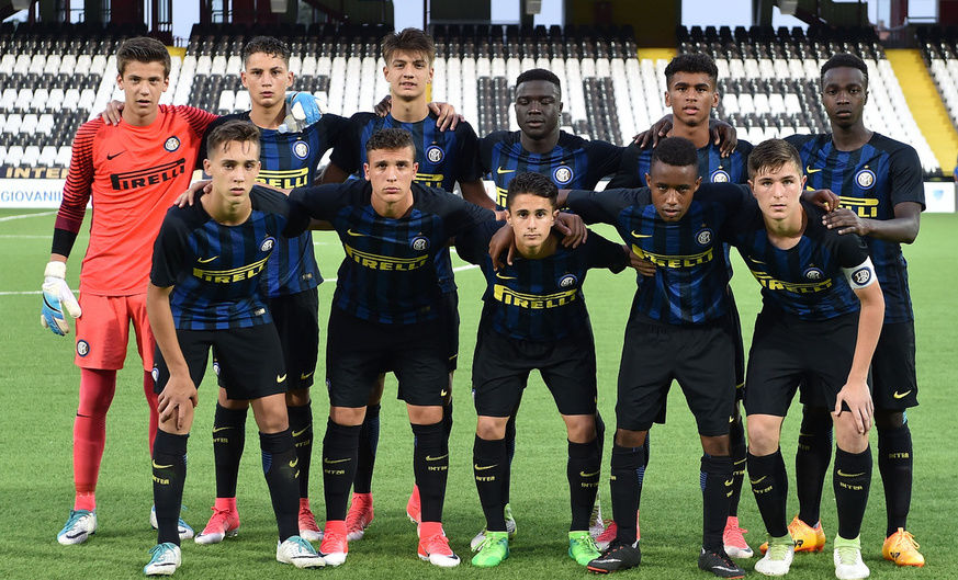 Inter U15s beaten by Juventus in league final
