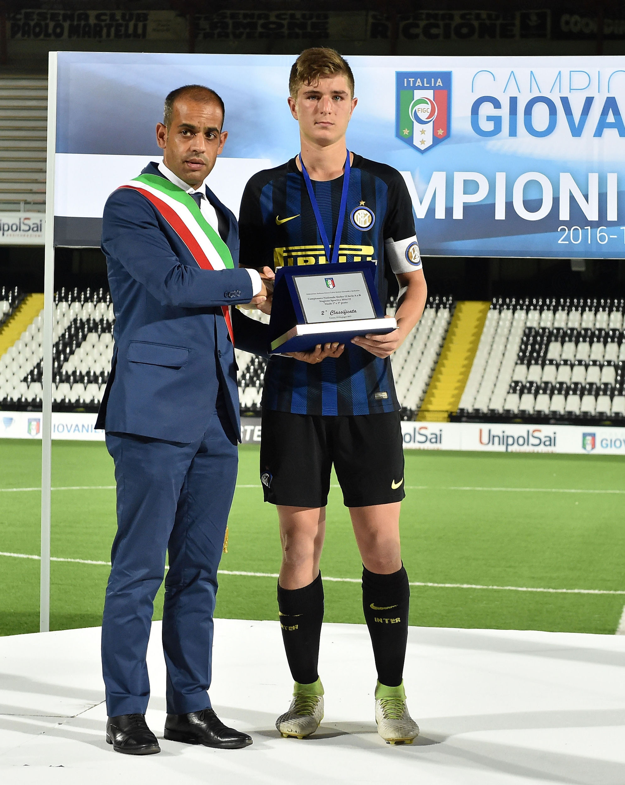 Under 15 Serie A e B, Juventus-Inter 2-0