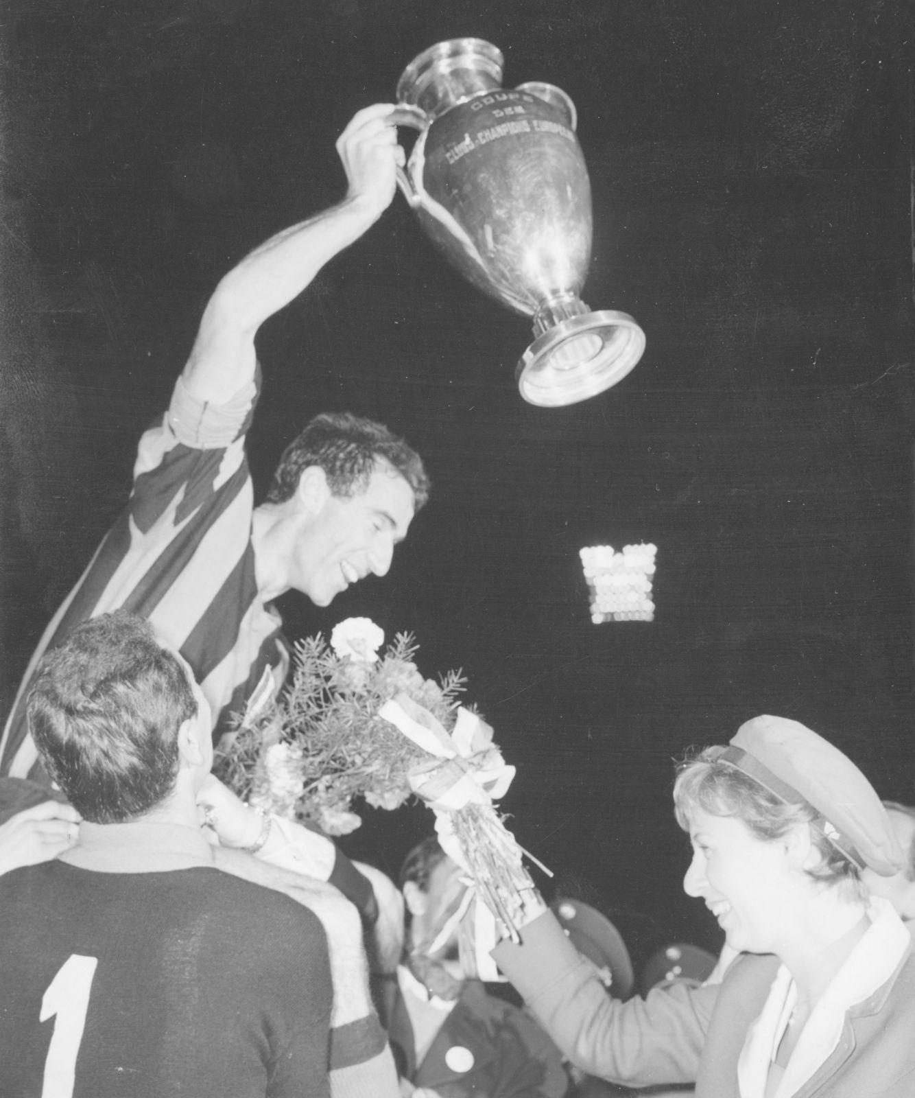 Armando Picchi and the European Cup