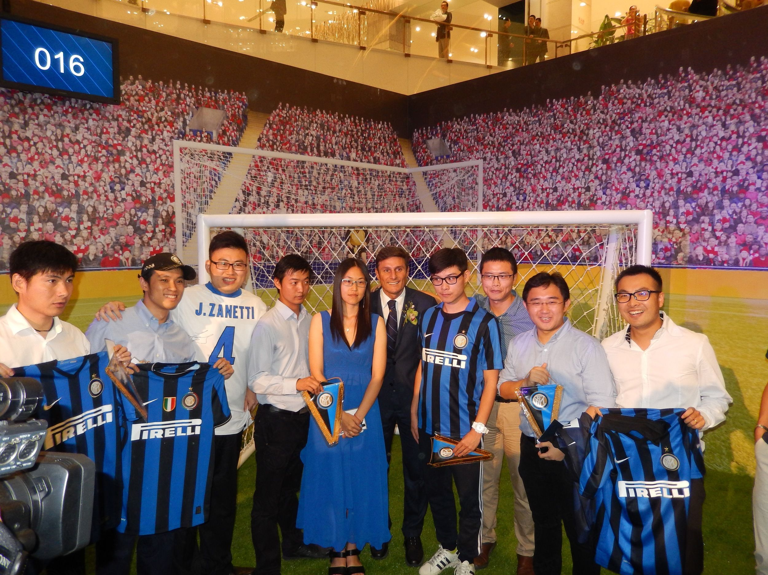 Inter Club members set for a special summer tour
