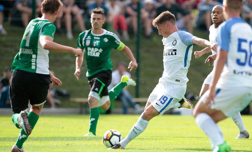 #Brunico2017: Inter 2-1 WSG Wattens