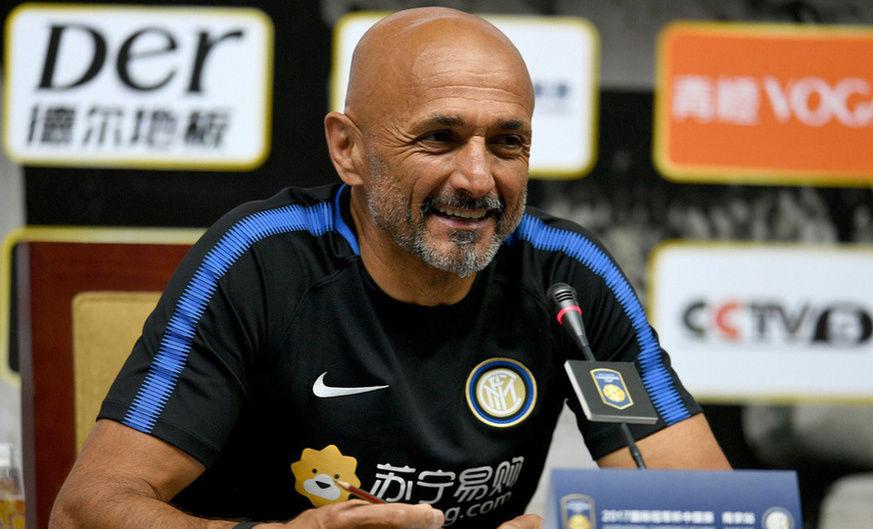 """Spalletti: """"Dal match con il Lione mi aspetto conferme"""""""