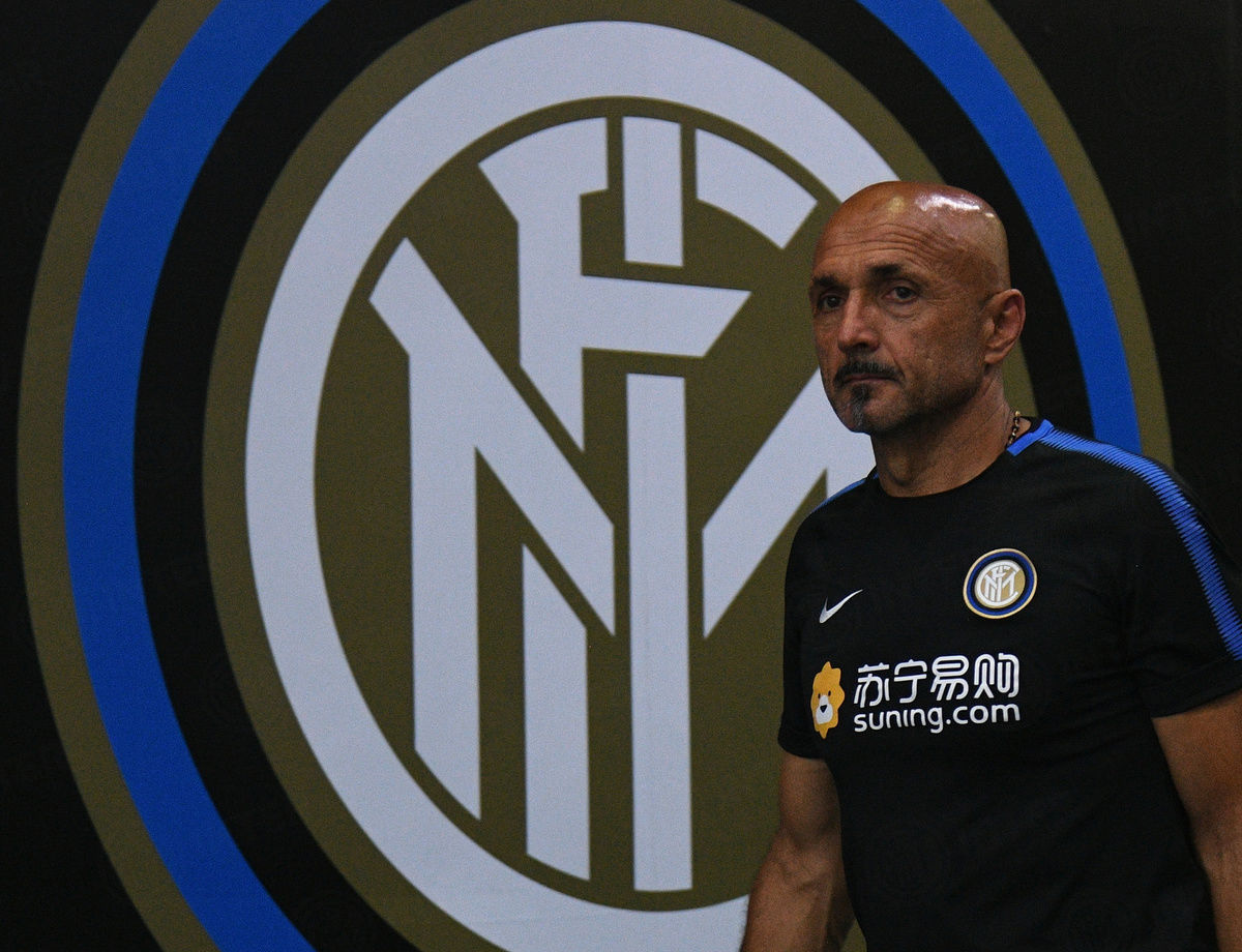 "Spalletti: ""I want my team to have a clear identity"""