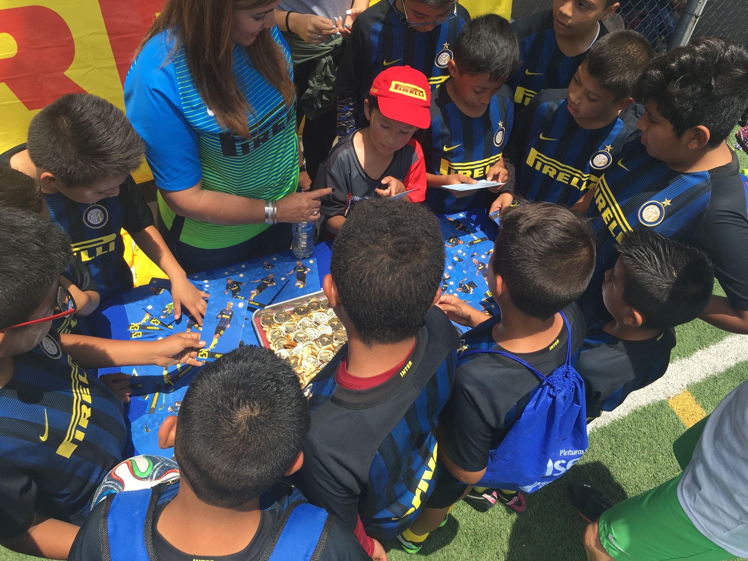 メキシコでインテル・キャンプ国際女子トーナメントが開催