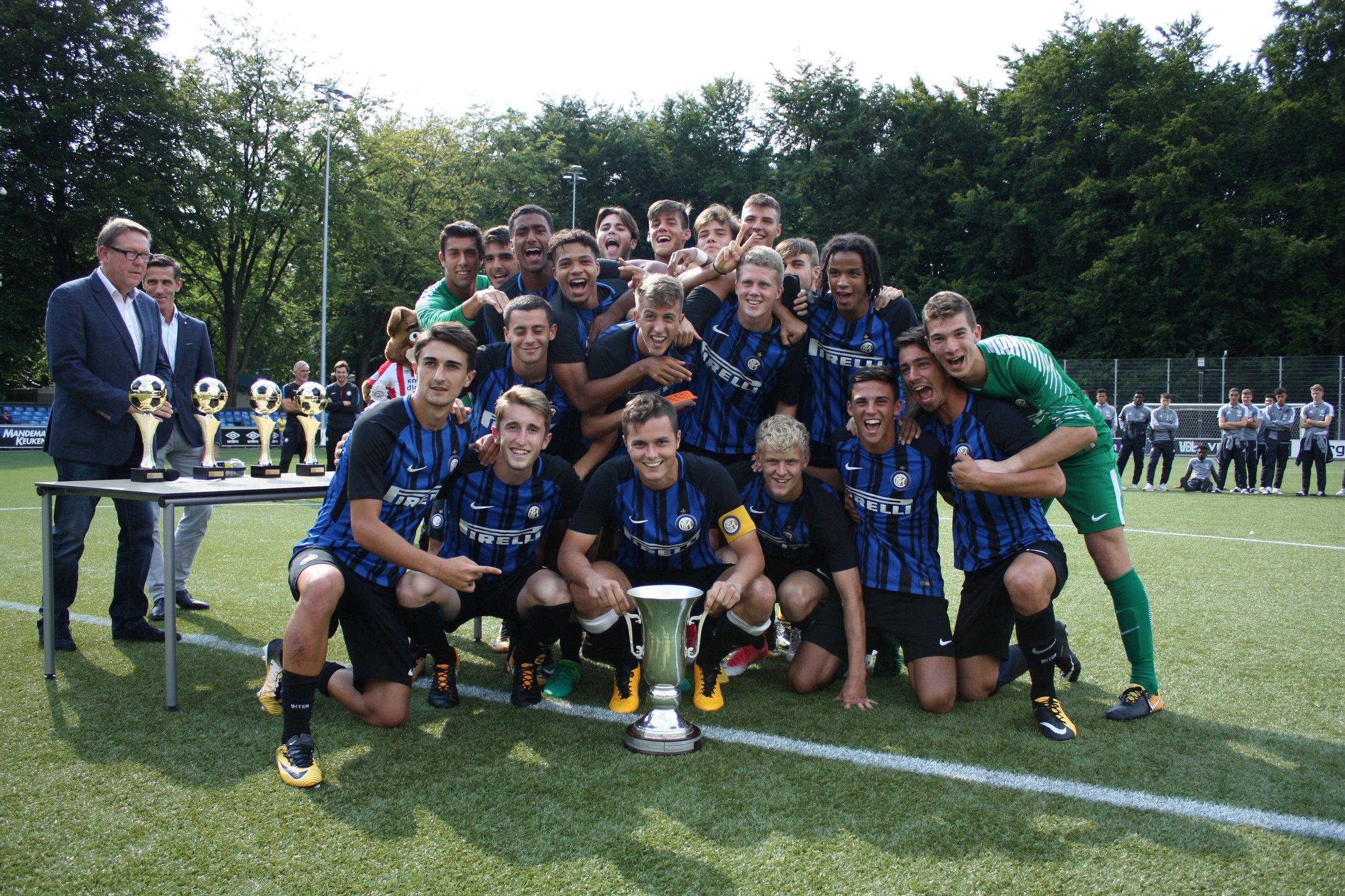 Vecchi's Inter win the Otten Cup 2017
